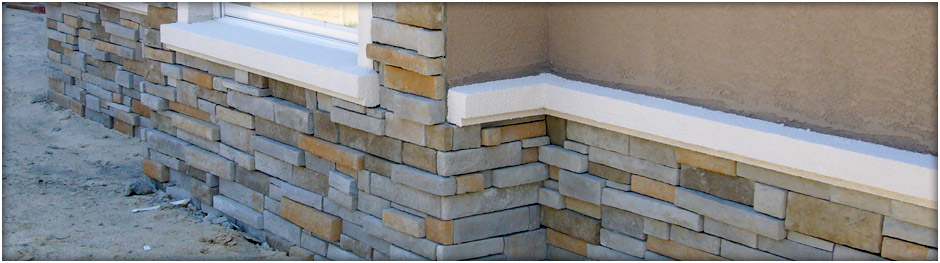 Example 8 of our commercial and residential masonry and stone work